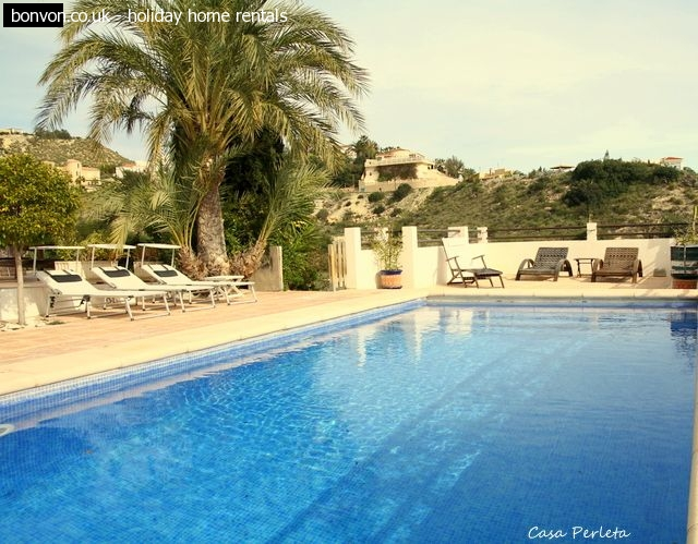 Casa Perleta Privacy and Beach (Costa Blanca)